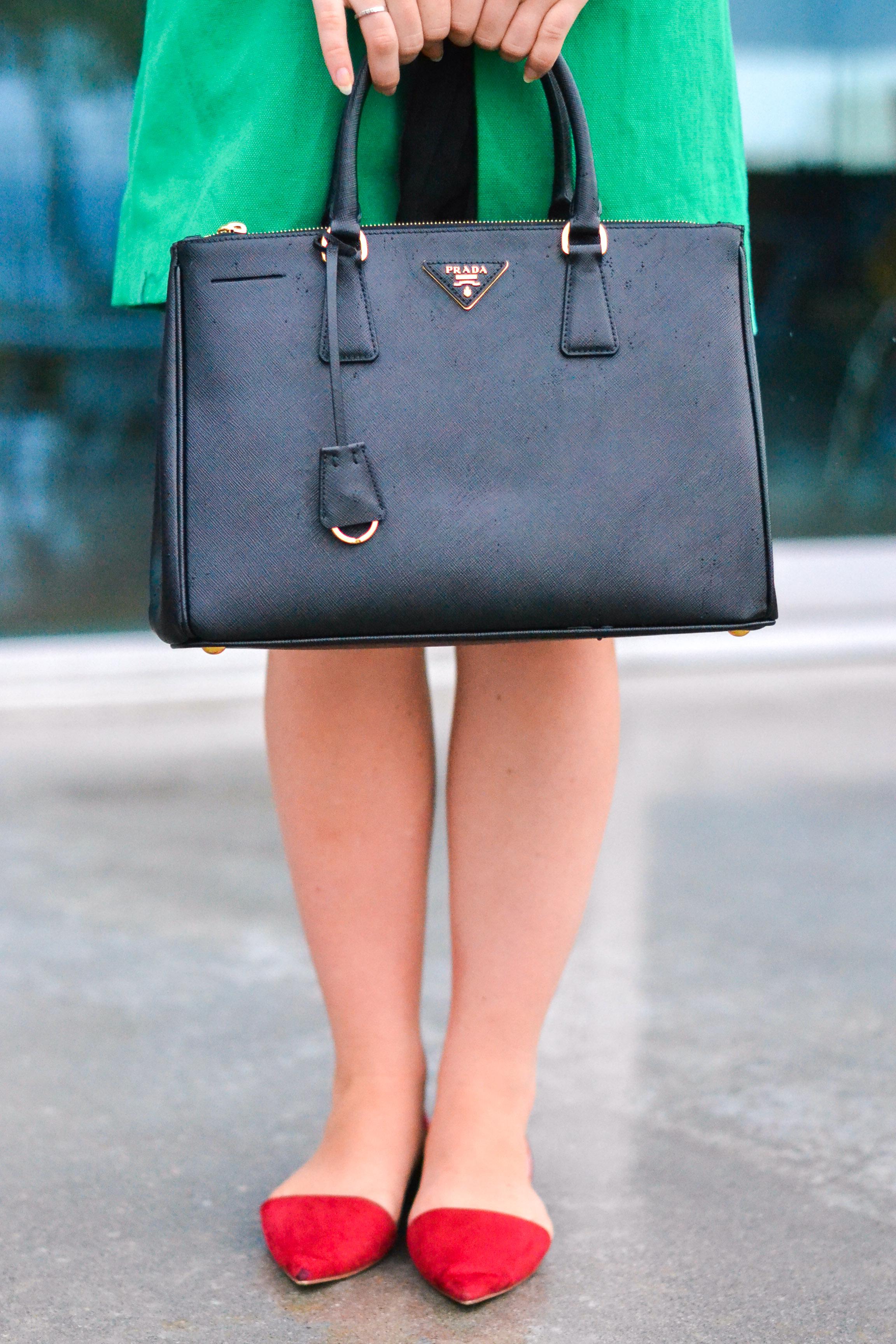 black prada tote bag - Prada Saffiano Lux Tote \u2013