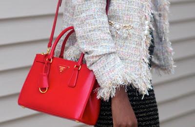 prada wallet bag - Prada Saffiano Lux Tote �C